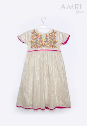 Embroidered Frock