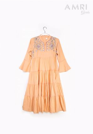 Frilled Frock